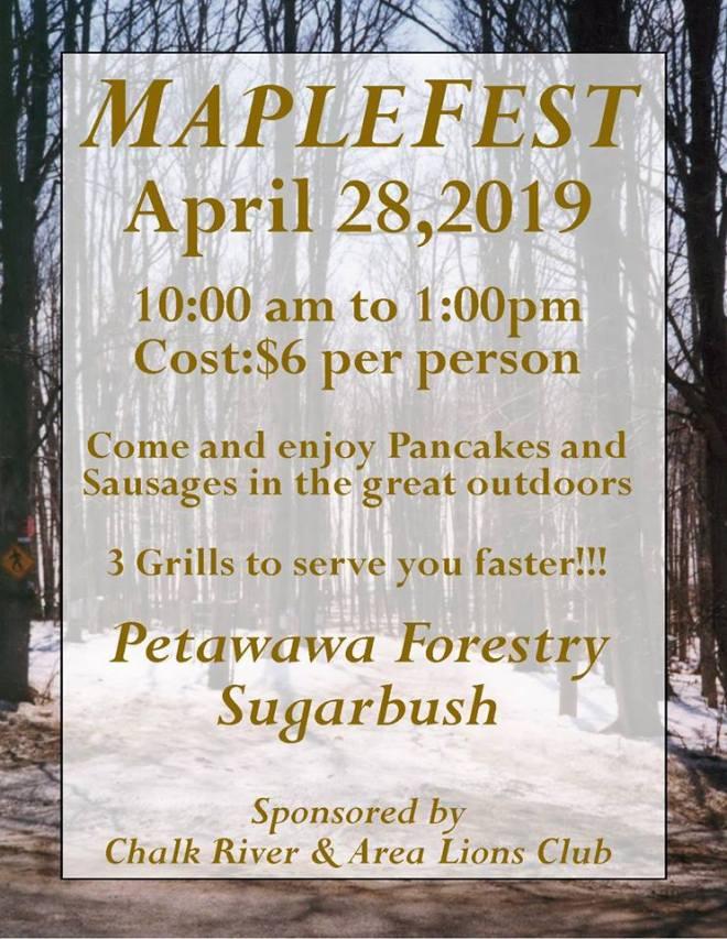 maplefest ad