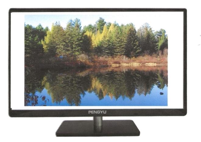 computer monitor image